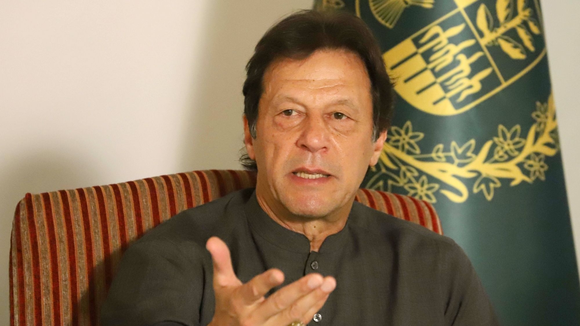 Pak Shouldn't Have Joined US War on Terror After 9/11: Imran Khan