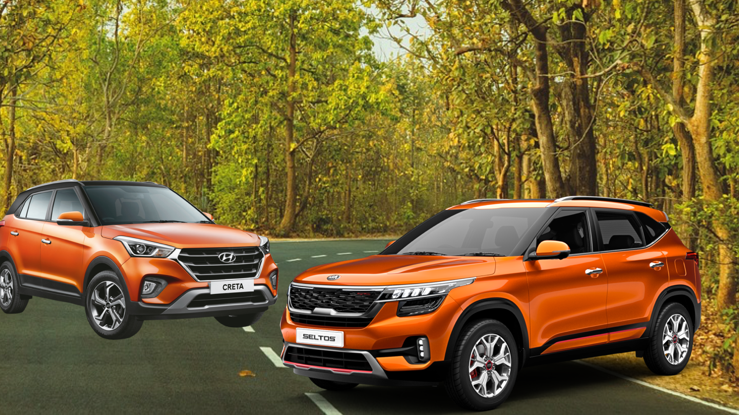 Kia Seltos vs Hyundai Creta: How Do The Two Mid-Size SUVs Compare?