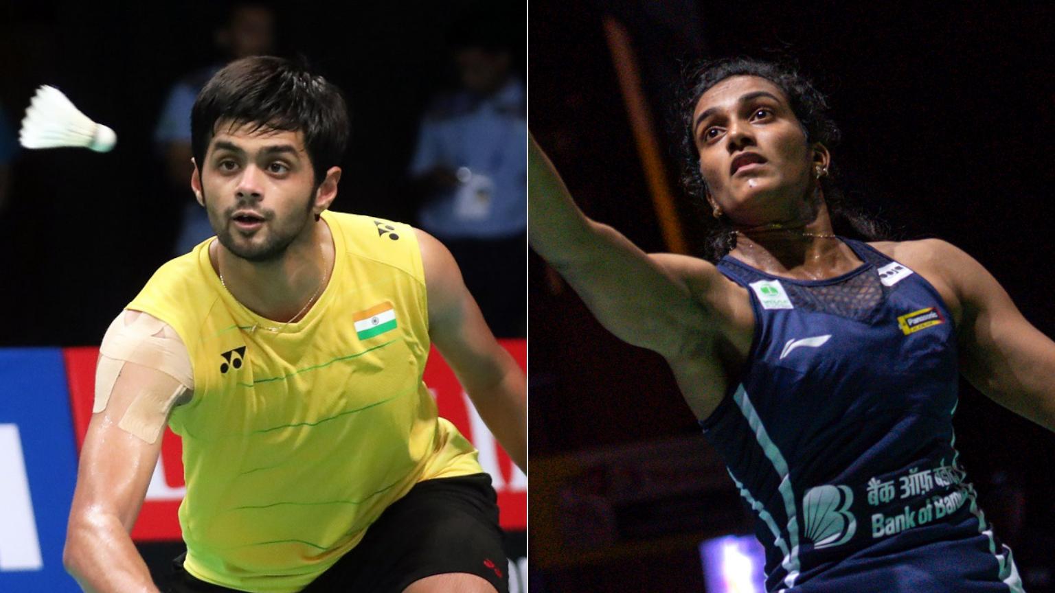 Denmark Open: PV Sindhu, B Sai Praneeth Lose in Second Round