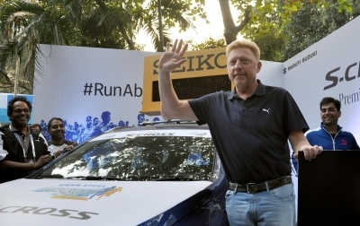 Boris Becker to coach German team at ATP Cup