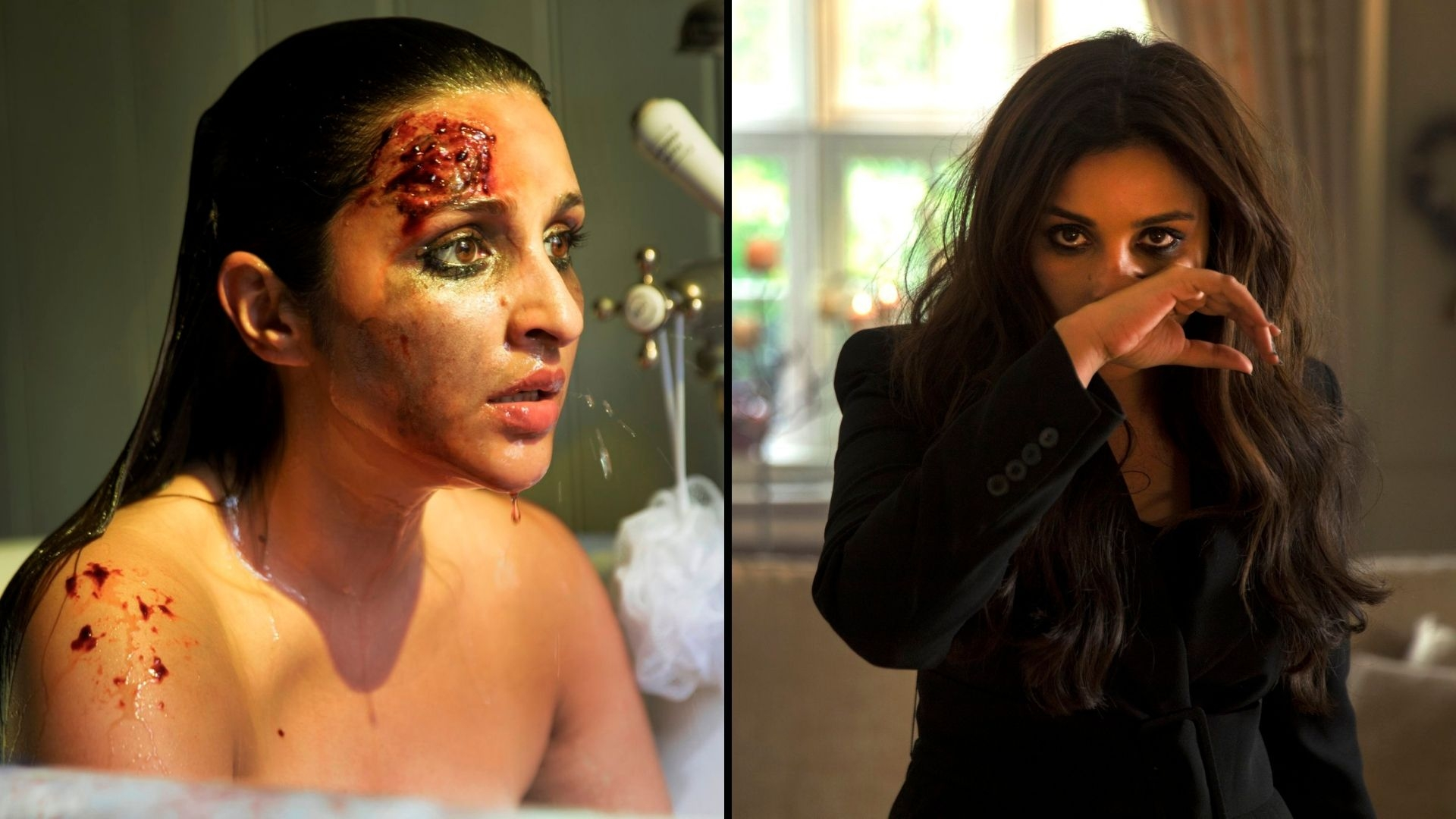 'Girl on the Train' First Look: Parineeti Is Fearful and Wounded