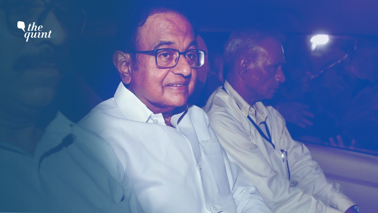 Was P Chidambaram's Arrest A 'Planned' TV Spectacle?
