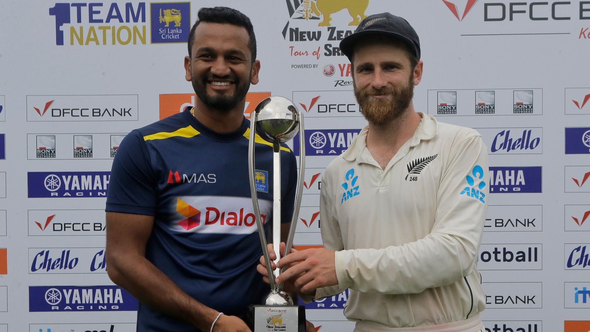 New Zealand Beat Lanka by Innings & 65 Runs, Series Ends in a Draw