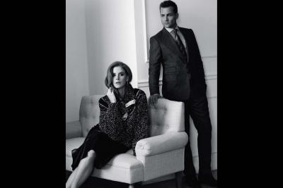 'Suits' actors bid emotional adieu to series