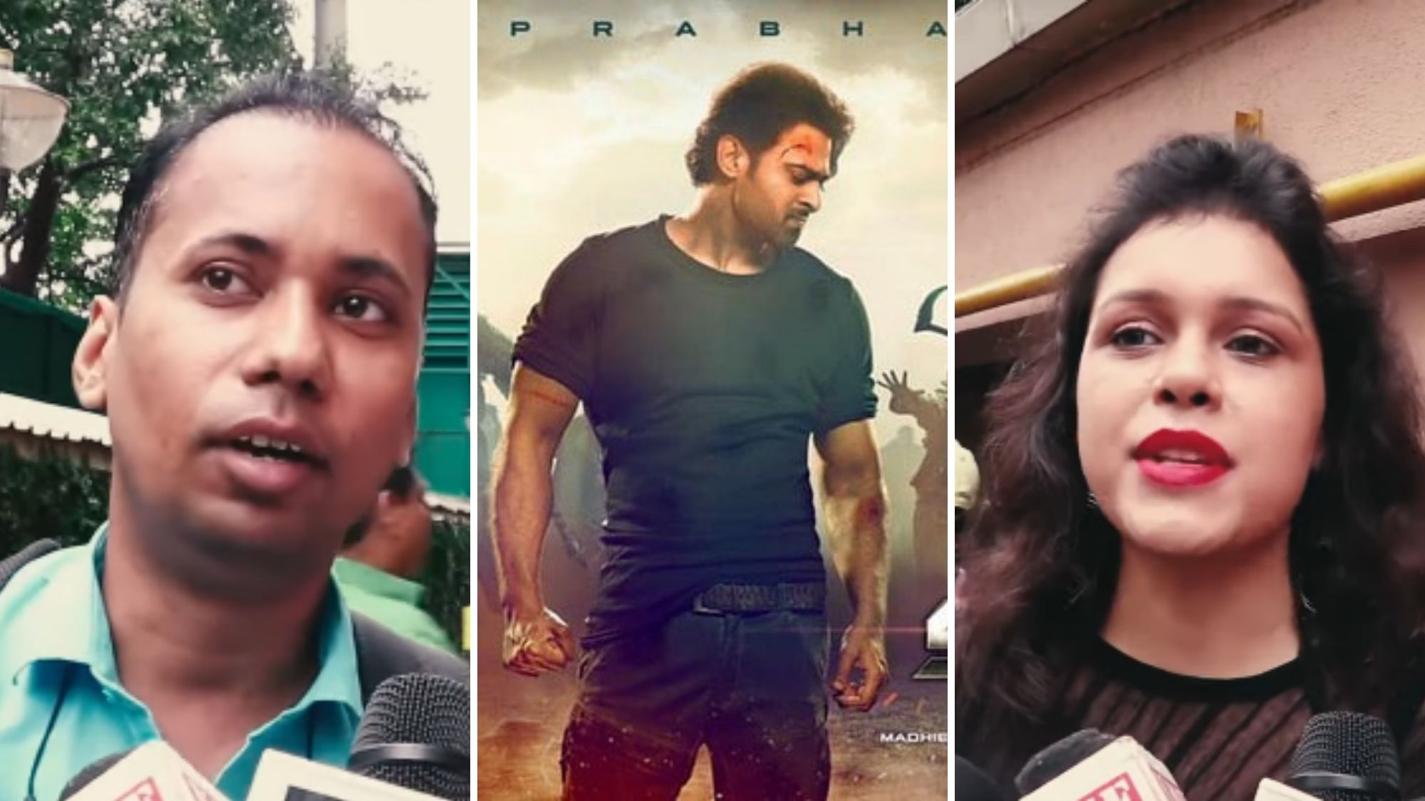 Audience Lauds Action Sequences, Prabhas' Acting in 'Saaho'