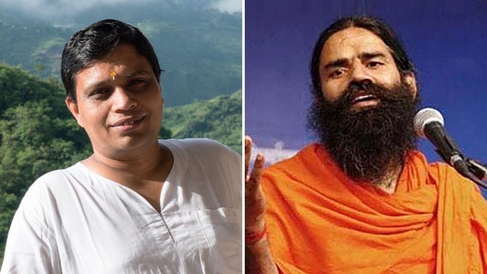 Ramdev's Aide Balkrishna Admitted to AIIMS