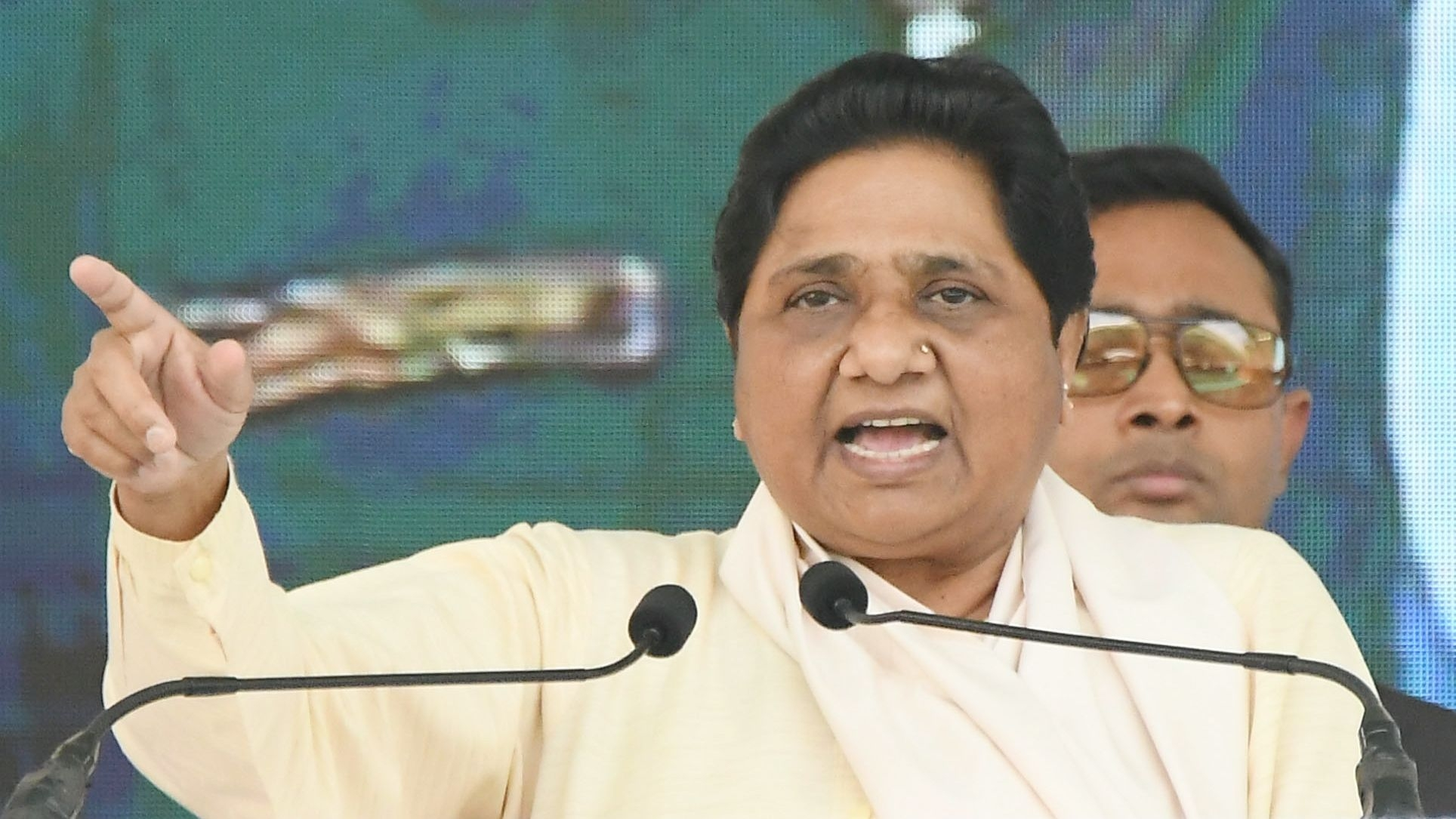 Anybody Who Touches 'Live Wire' Mayawati Will Die: UP Minister