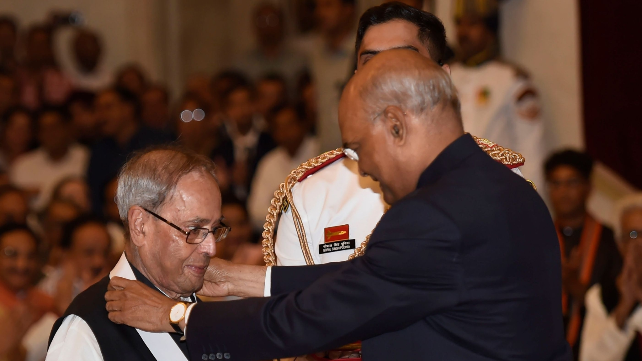 Ex-President Pranab Mukherjee, Two Others Awarded Bharat Ratna