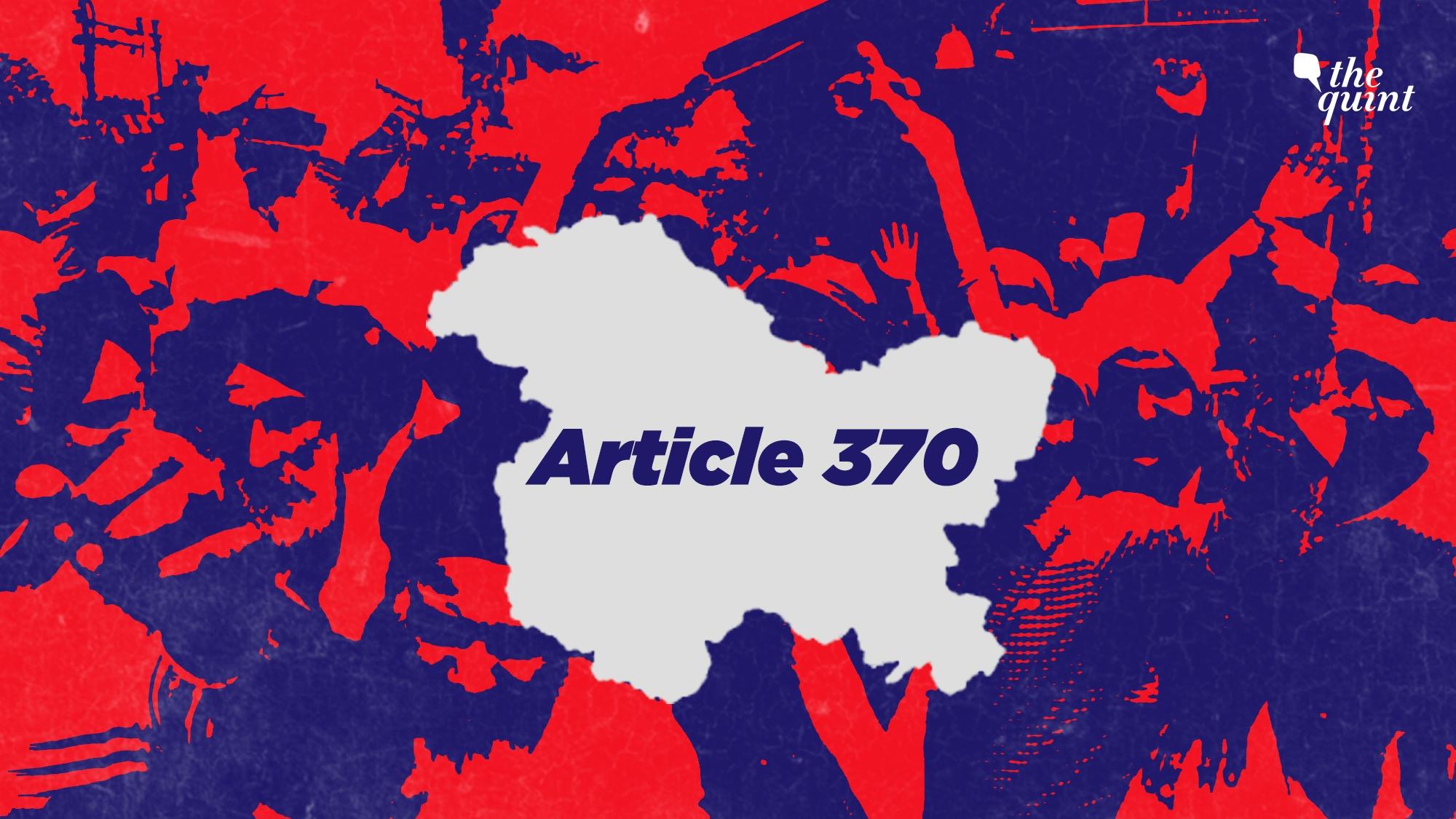 US on Art 370: Support India's Objectives, Concerned Over Kashmir
