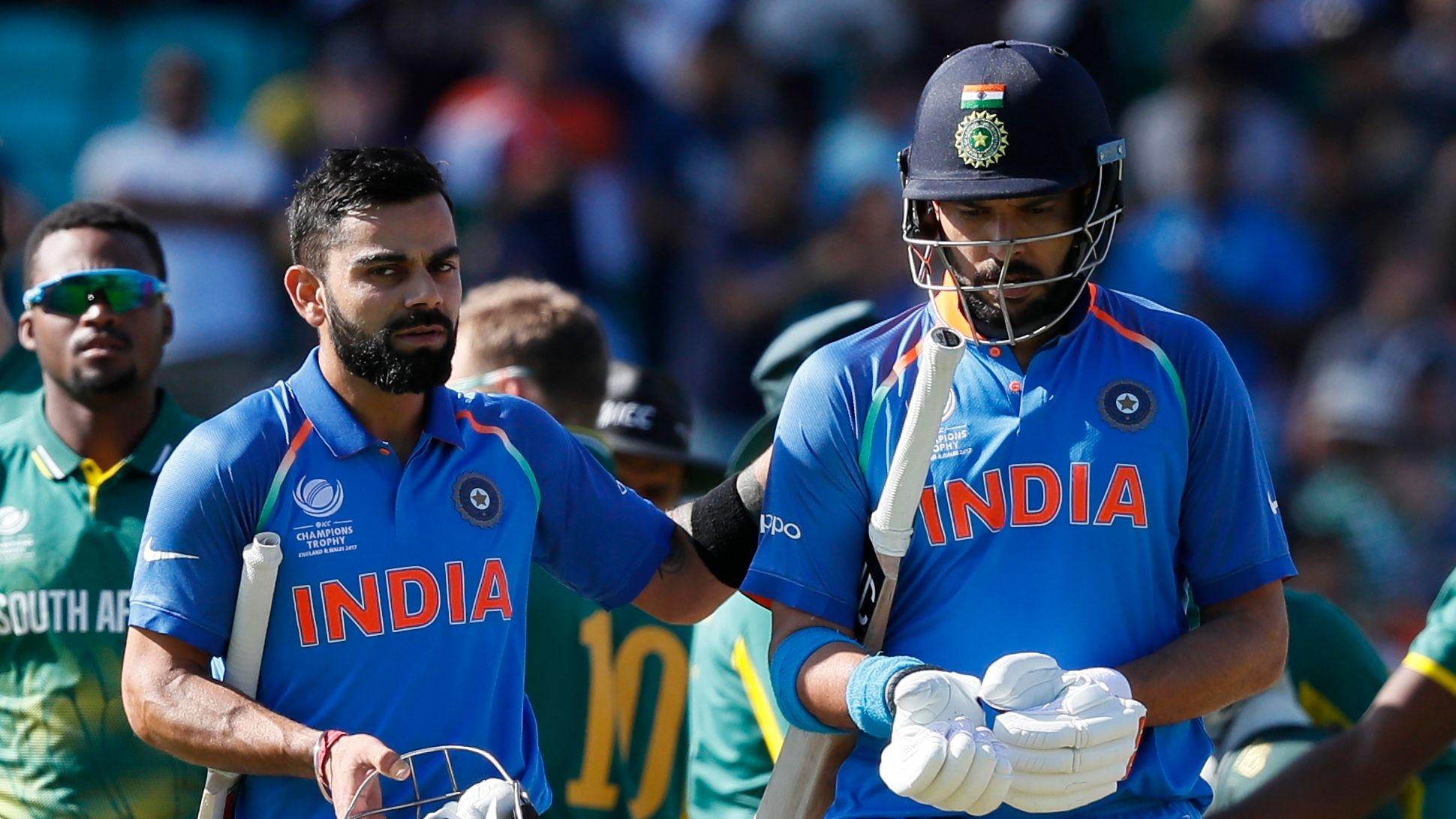 Yuvraj Singh Says Team Management 'Made Excuses' to Drop Him