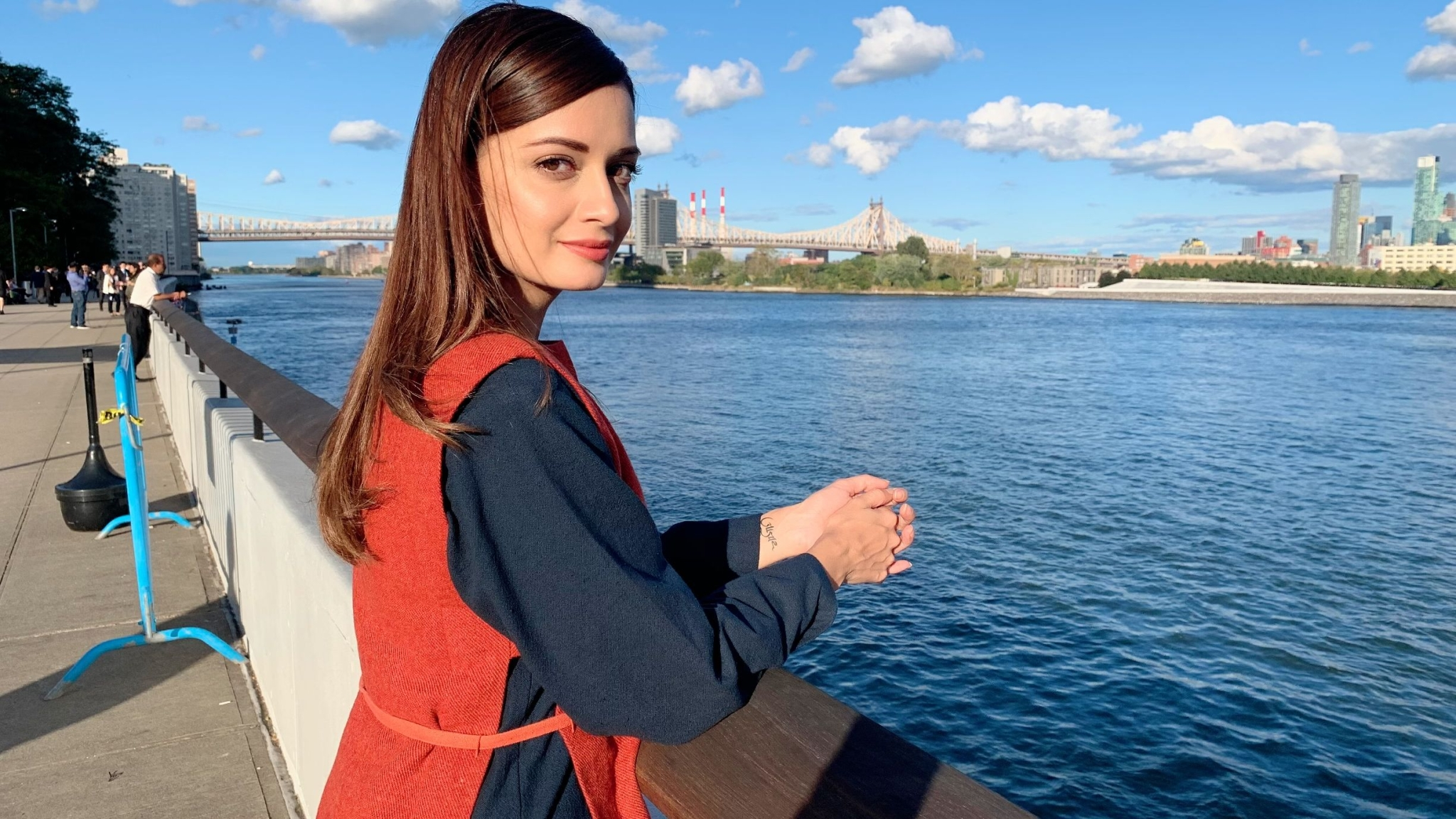 Hope Everyone Understands What Sustainable Goals Are: Dia Mirza