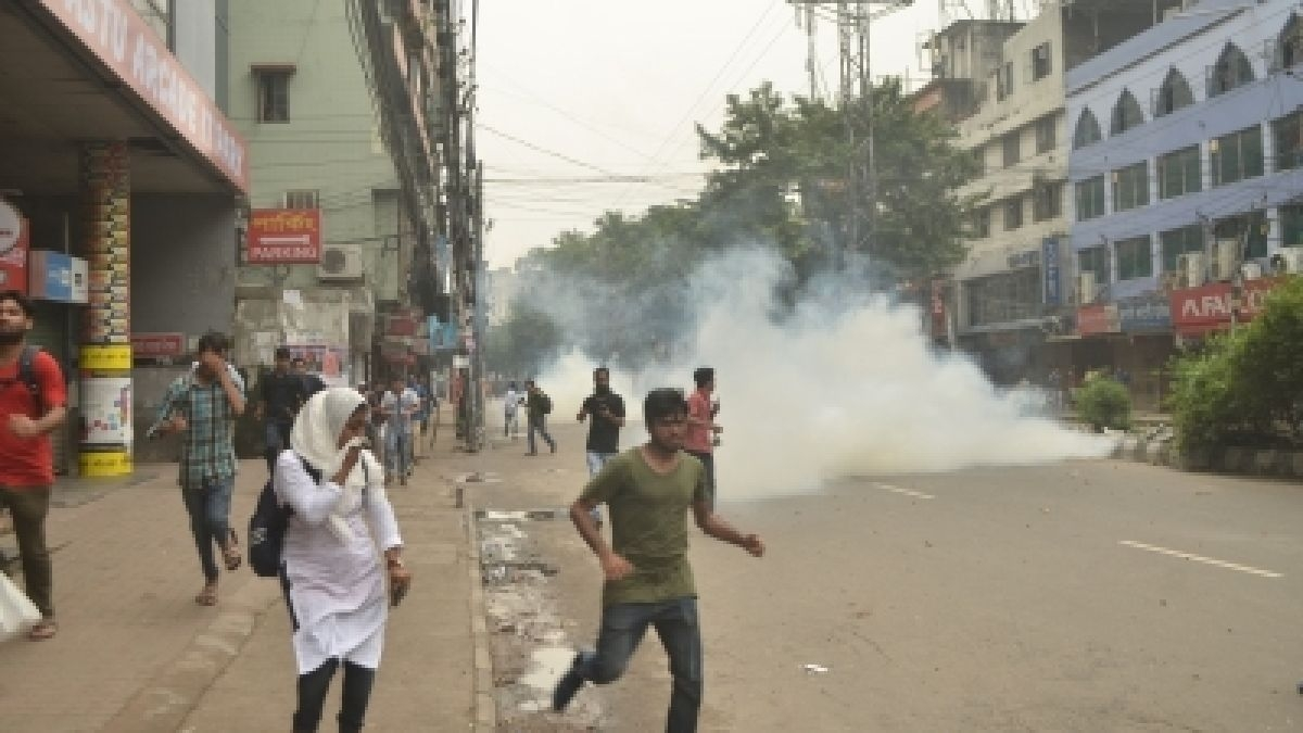 Riots in Pak's Sindh Over 'Blasphemy' by Hindu School Principal