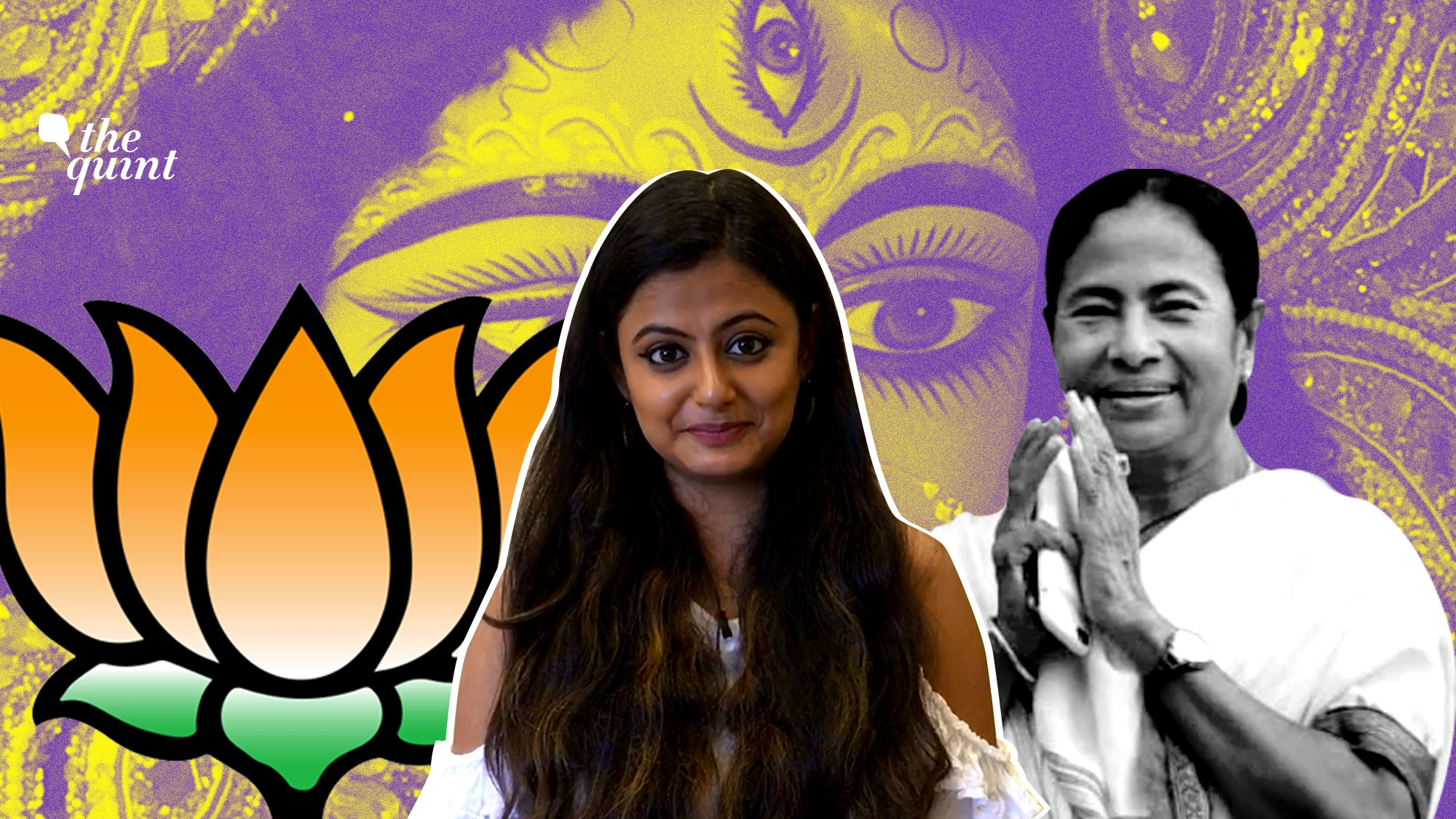 This Year, It's Pujo With Politics In West Bengal
