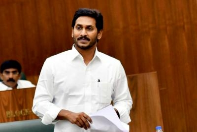 Andhra aims to achieve cent per cent literacy: CM
