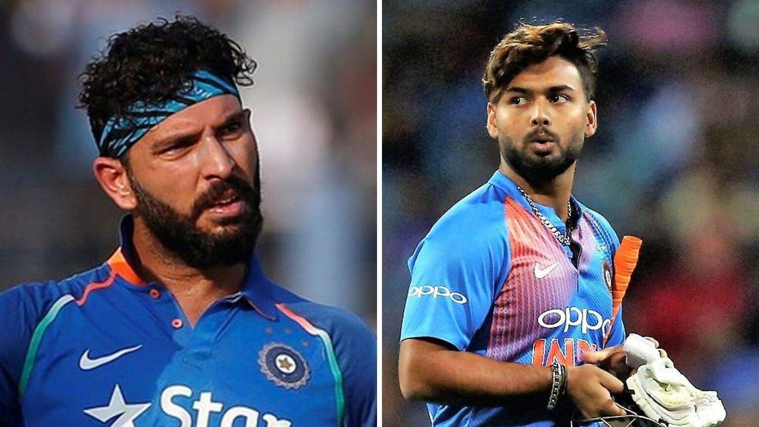 It's Wrong to Compare Rishabh Pant with MS Dhoni: Yuvraj