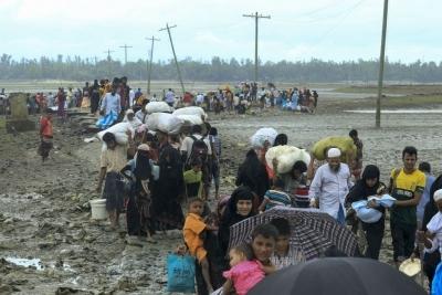 Rohingya villages in Myanmar destroyed: Report