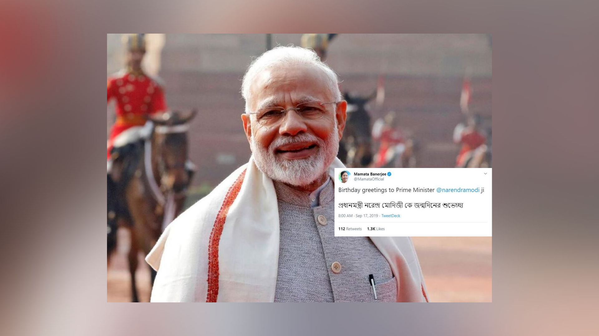 From Leaders To Celebrities, Wishes Pour In On PM Modi's Birthday