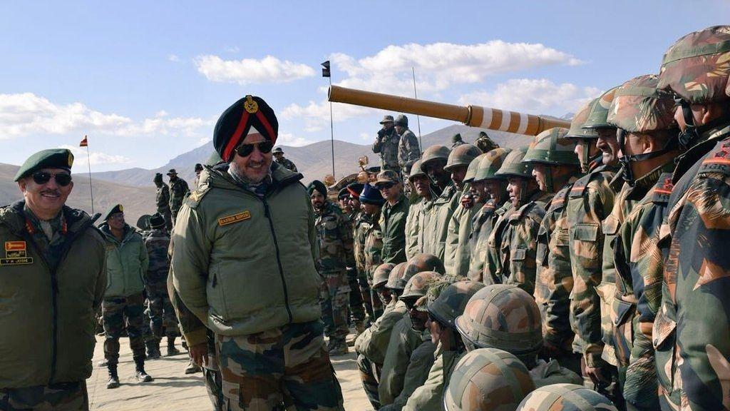 Army & IAF Flex Muscle in Ladakh, Arunachal Ahead of Modi-Xi Meet