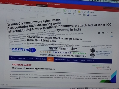 WannaCry still lurking around, India also affected: Sophos