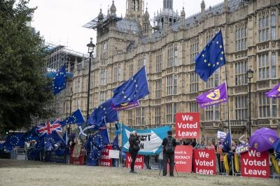 Brexit: British Parliament to be suspended later