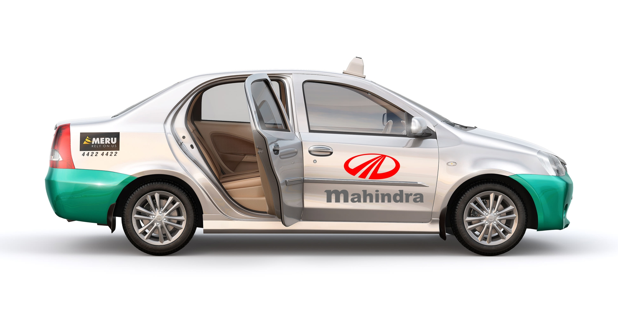 Mahindra Acquires 55% Stake in Meru Cabs to Take on Ola & Uber
