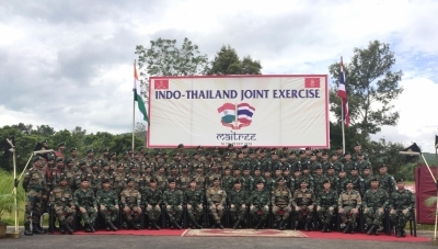 India, Thailand begin joint military exercise in Meghalaya