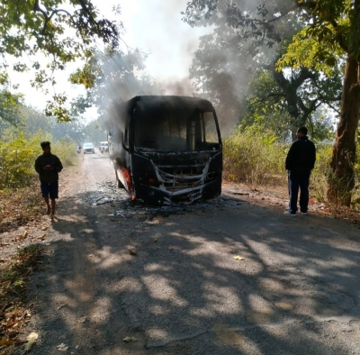 Maoist activity on the rise in poll-bound Dantewada