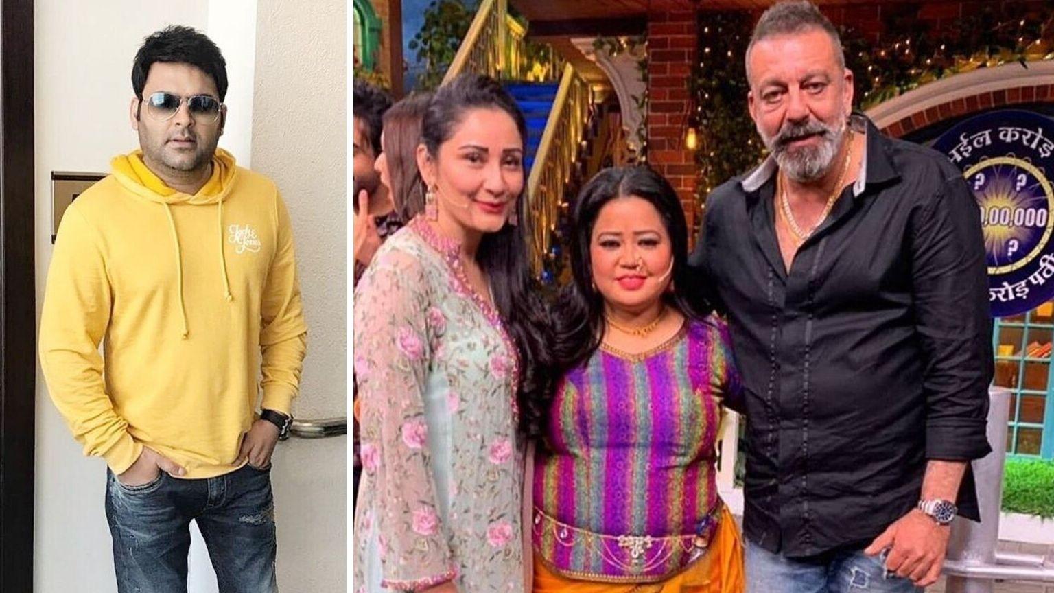 Sanjay Dutt's Cheeky Response to Kapil Sharma Will Make You Laugh