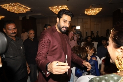 Abhishek Bachchan starts shooting for next film