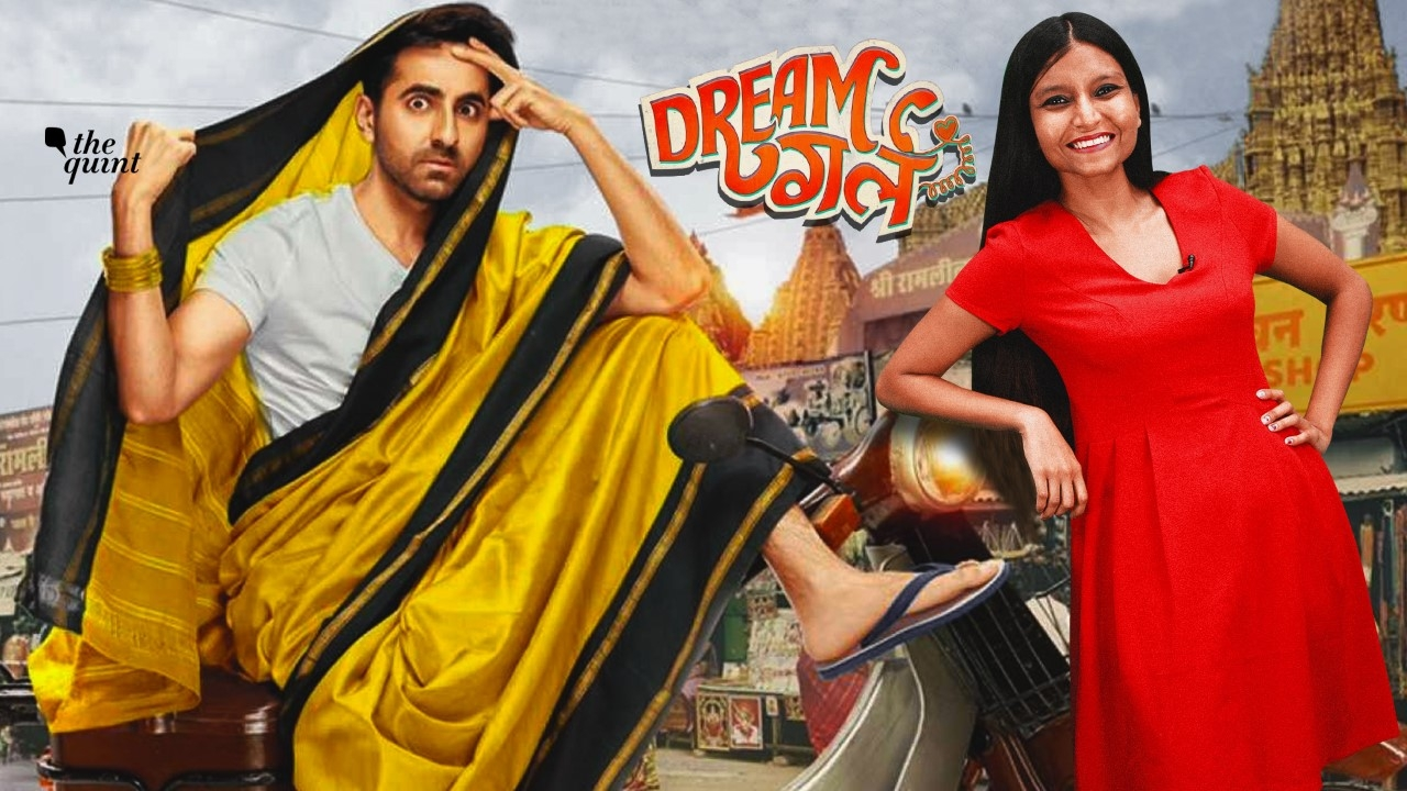 'Dream Girl' Lets Ayushmann Shine, But Could've Been Much Better