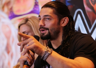 Roman Reigns' contributions in battle against leukemia