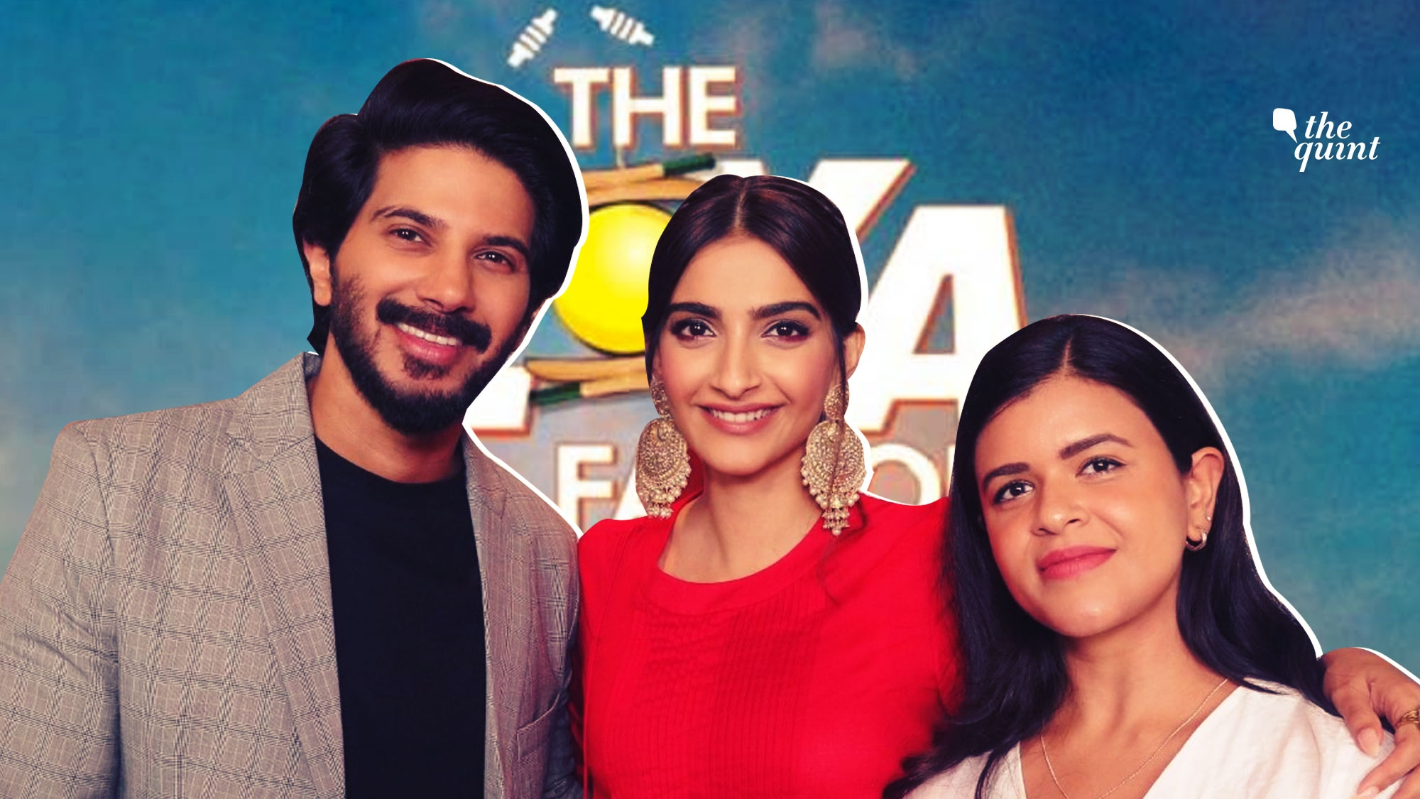 This Film Should Be Called 'The Dulquer Factor': Sonam Kapoor