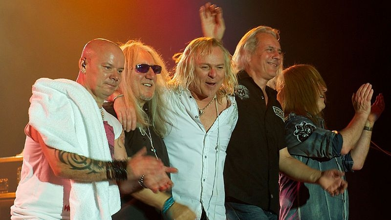 'Uriah Heep' Turns 50: Why 'You Can't Keep a Good Band Down'