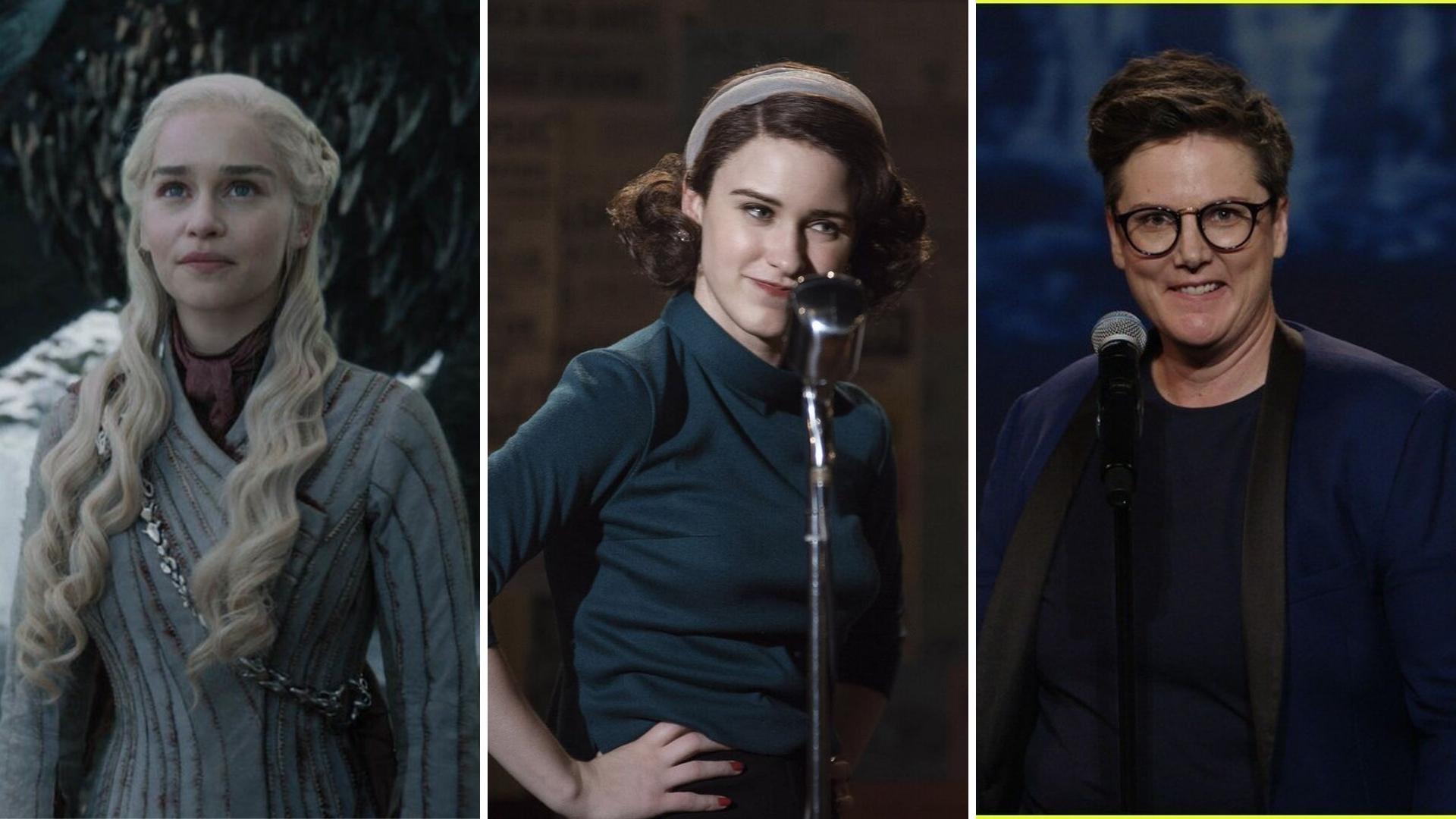 'GoT,' 'Mrs Maisel,' 'Nanette' Win Big at Creative Arts Emmys