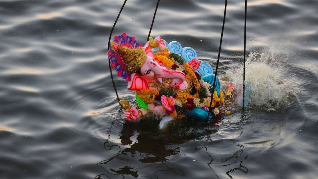 Bodies of 4 Recovered From Yamuna, Drowned During Ganesh Visarjan