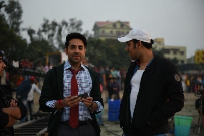 Ayushmann Khurrana wishes 'Dream Girl' director on his birthday