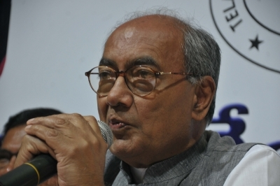 Defamation case against Digvijay Singh for ISI remark