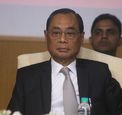 SC asks Muslim parties' lawyer if he needs security