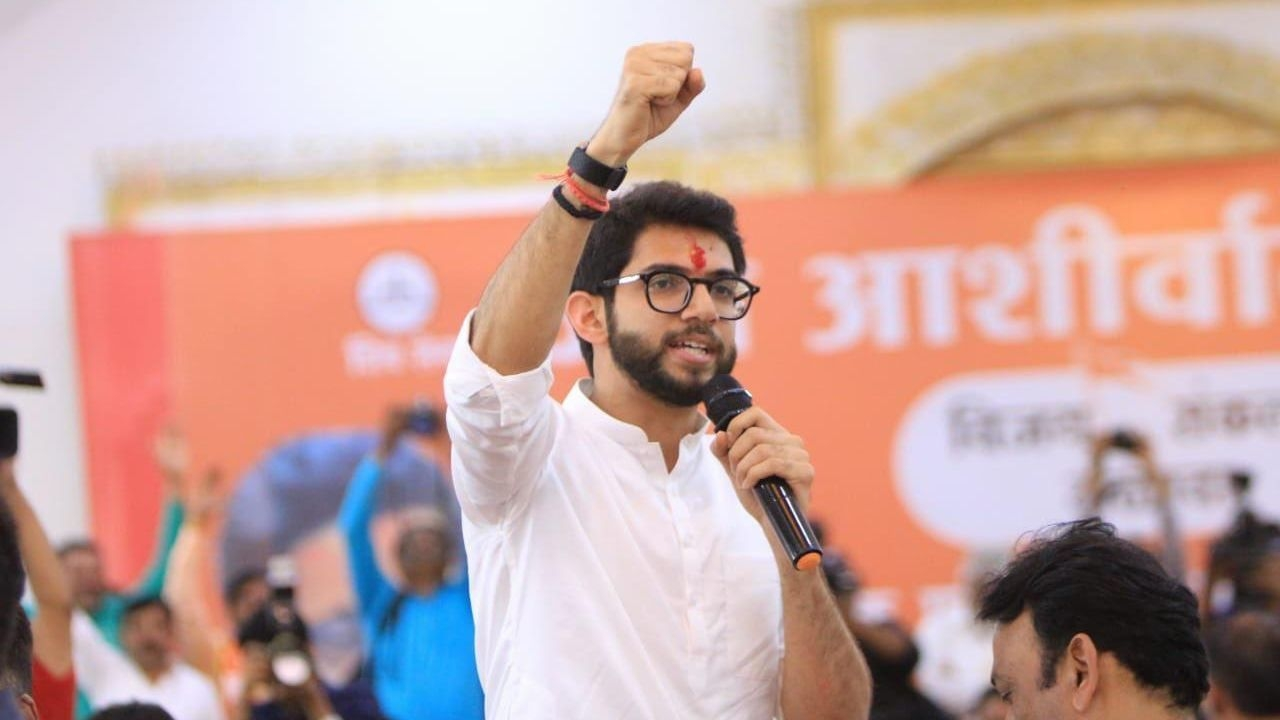 QBullet: Aaditya is Sena's Choice for CM; EAM Jaishankar in US