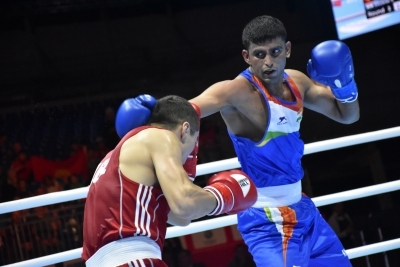 World Boxing: Manish eases past Kadyrbek to reach 2nd round