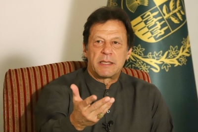 Imran expresses Pak's resolve to stand with Saudi