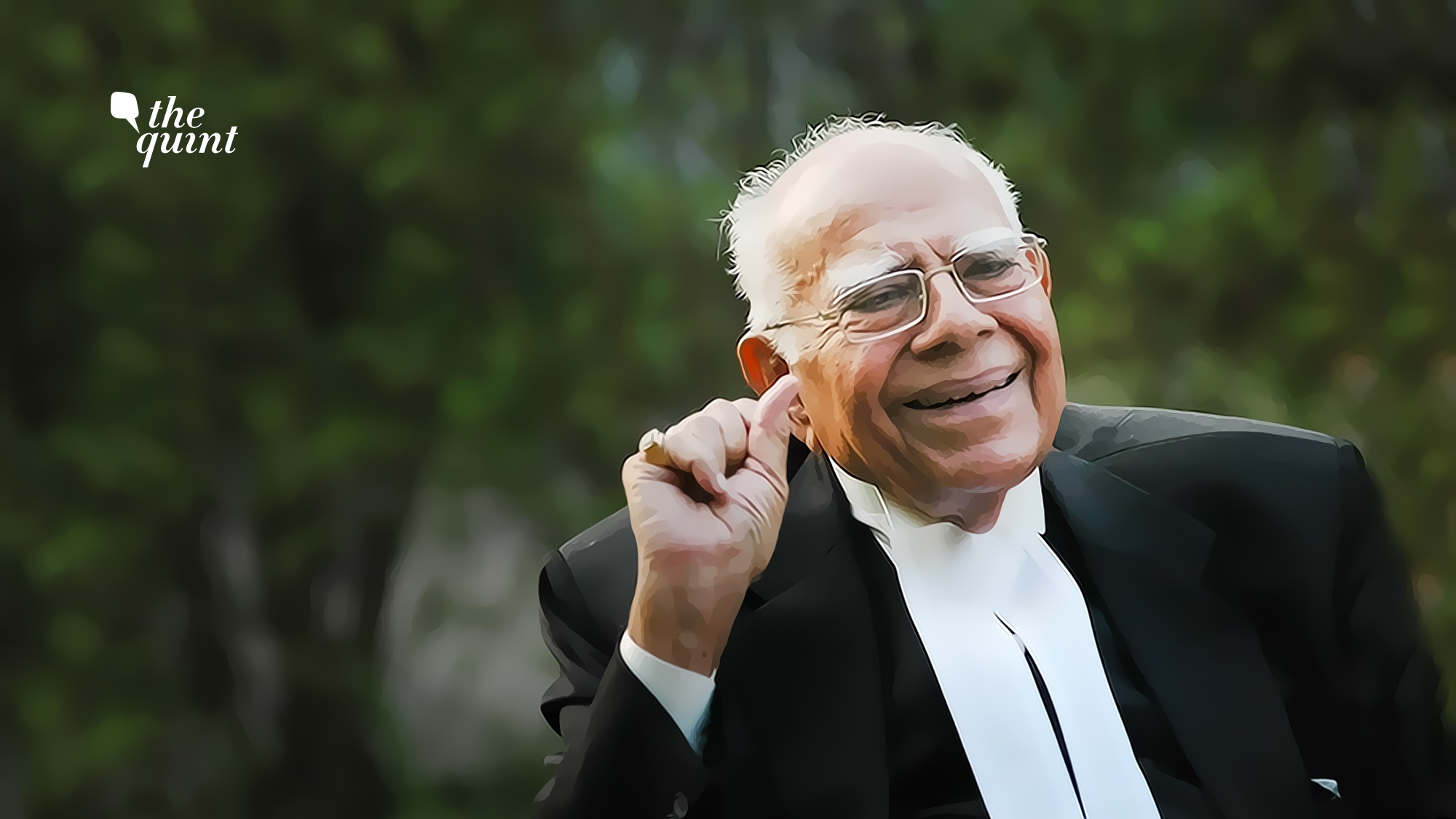 A Tribute to Ram Jethmalani Sir from a Junior Associate