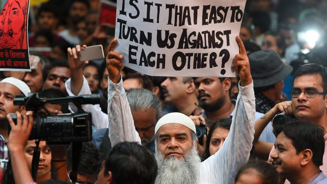 Mob Attack on Family Triggers Protest by AMU Students