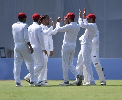 Spinners help Afghanistan inch closer to famous win