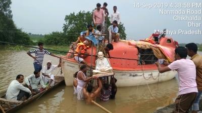 Madhya Pradesh seeks Rs 11,861 cr flood relief package