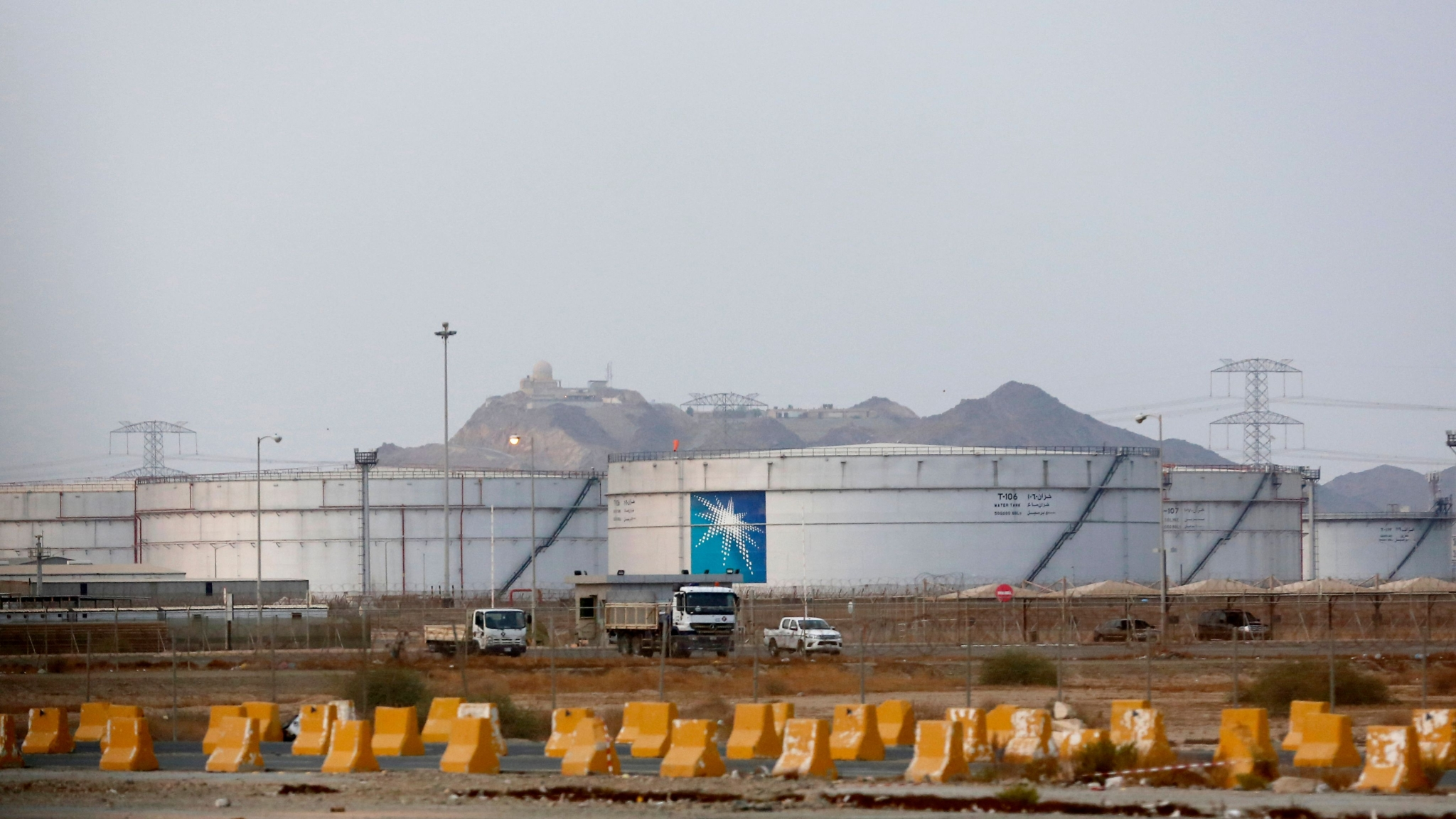 Oil Prices Surge as Attack on Saudi Facility Disrupts Output