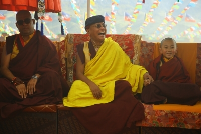 Buddhist leader greets Modi as Ladakh celebrates post 370