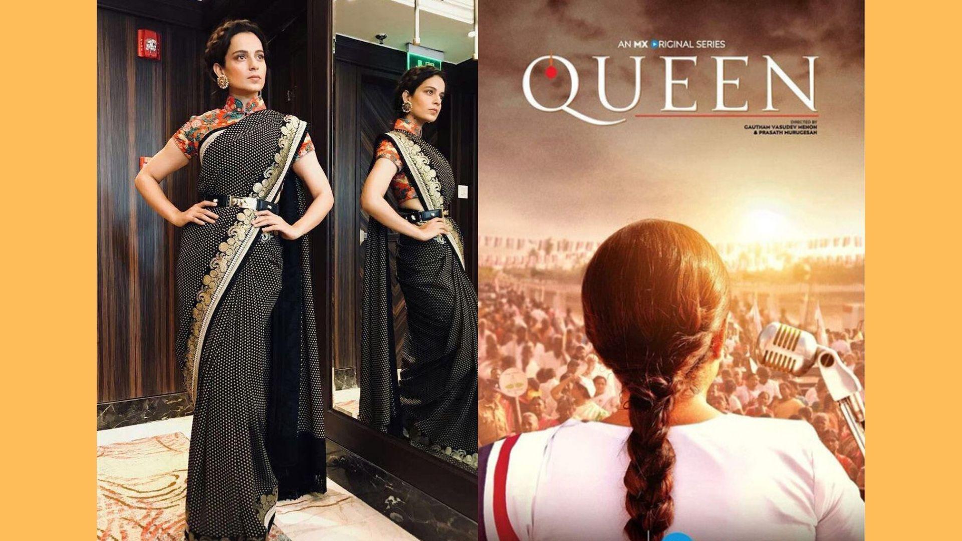 Kangana's Jayalalithaa Biopic 'Thalaivi' Races With GVM's 'Queen'