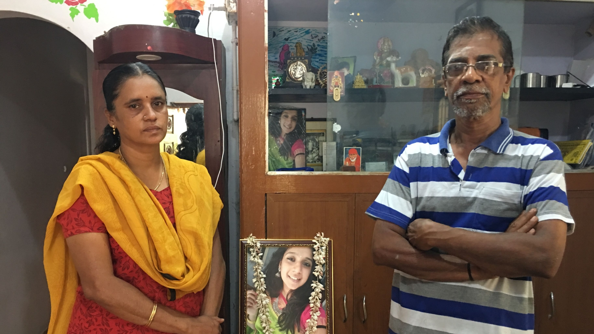 Image result for Subhasri's Father