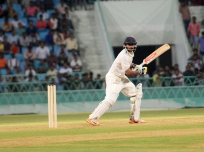 Panchal hits ton as match against SA 'A' ends in draw